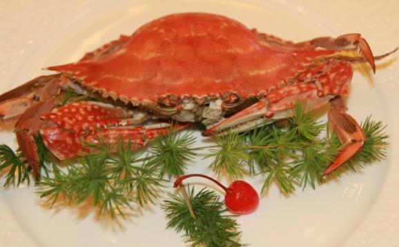 梭子蟹的营养价值及功效与作用 什么时候吃梭子蟹最肥美