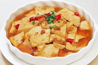 安徽淮南五大特色小吃 淮南豆腐菜是徽菜系的重要组成部分