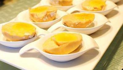 河南三门峡四大特色风味小吃 水花佛手糖糕堪称豫西一绝