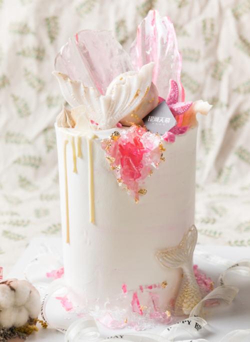 当下最流行的翻糖蛋糕明星们都非常喜欢1