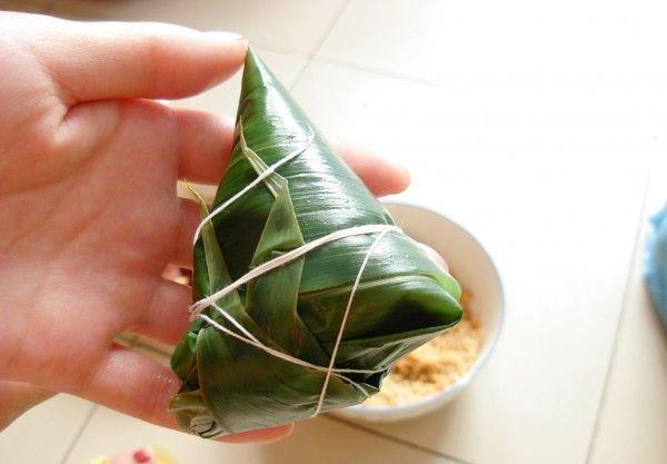 端午节粽子做法大全 包粽子所需材料(包粽子的详细图文步骤)