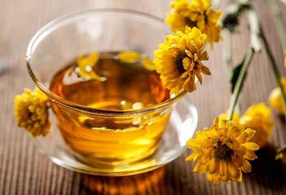菊花茶的功效与作用,喝菊花茶有哪些禁忌(菊花茶知识)