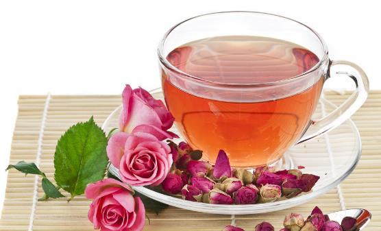 喝玫瑰花茶的好处及功效与作用,玫瑰花茶的搭配有哪些?