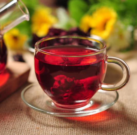洛神花茶的功效及作用,喝洛神花茶有哪些禁忌?