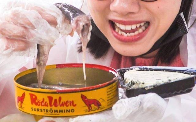 鲱鱼罐头那么臭为什么还有人吃?吃鲱鱼罐头正确的吃法