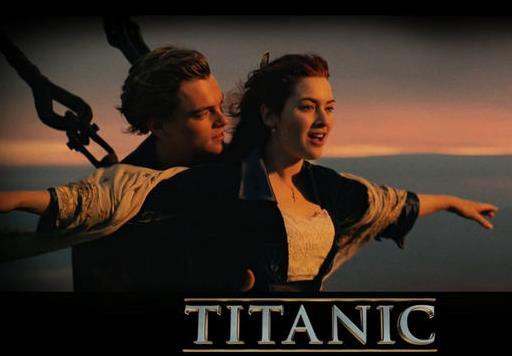 美国十大经典爱情电影,泰坦尼克号上演催人泪下的爱情故事