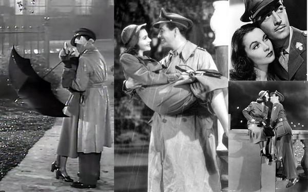 世界公认的十大经典爱情片,魂断蓝桥是凄美不朽爱情影片