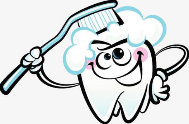 刷牙前用牙刷沾水好吗?教你正确刷牙方法图解