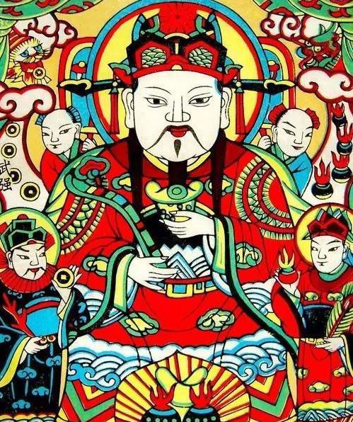 大年初五迎财神 七步骤教你请财神、接财神和供财神