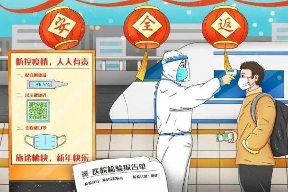 全国多地火车站春节返程出站要求来了 火车站出站要核酸检测证明吗
