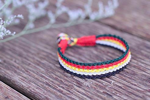 刚出生的婴儿端午节需要戴五彩绳吗?端午什么时候戴五彩绳