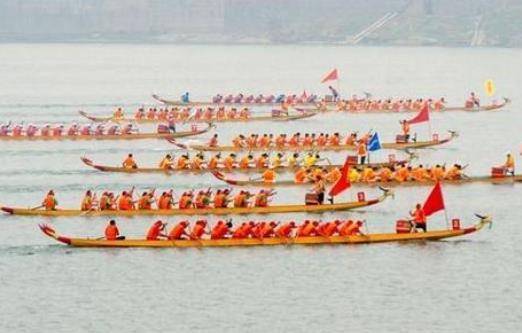 端午节为什么要赛龙舟?端午节赛龙舟比赛怎样划?
