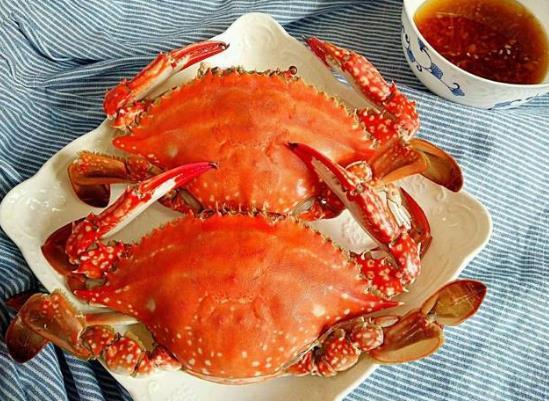 梭子蟹里面黑黑的浆糊能吃吗?梭子蟹清蒸多少分钟最好吃?