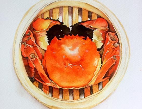 什么人不能吃螃蟹?什么人吃螃蟹容易过敏?
