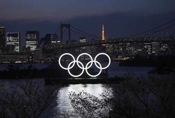东京奥运会中国代表团出场顺序排在第几?